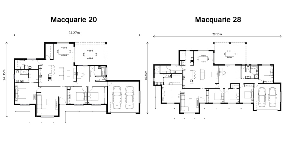 Macquarie 20 & 28 Floor Plan